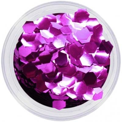 Confeti de Purpurina Malva