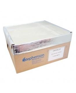 Jabon base de glicerina cristal 11,5 kg