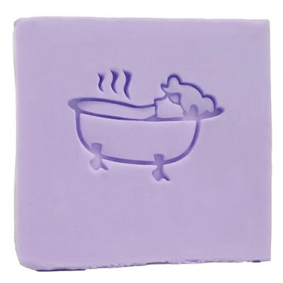 Carimbo para sabonetes relax