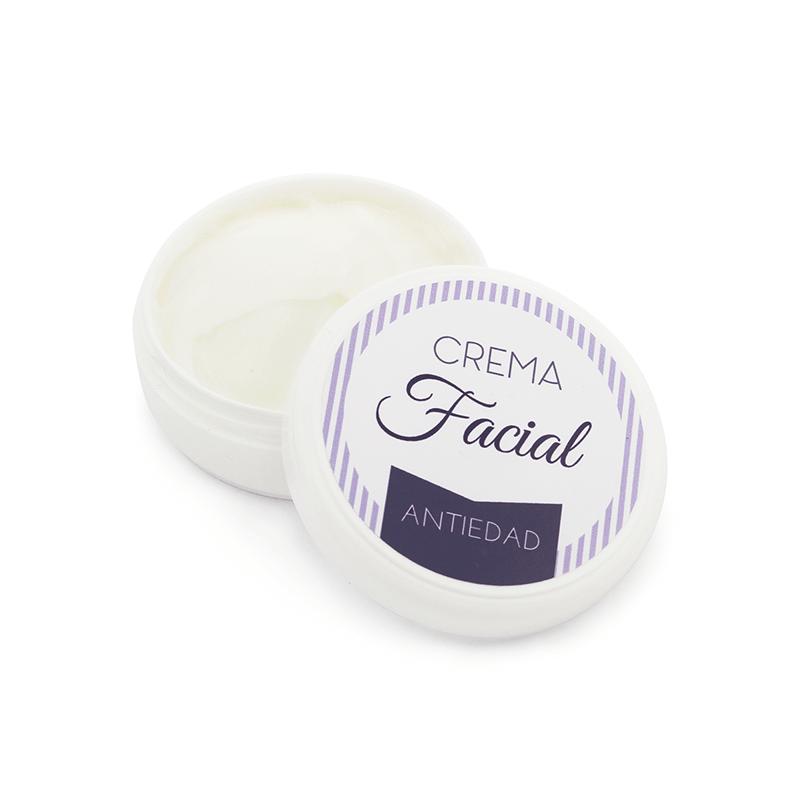 Kit como hacer crema facial antiedad. Materiales e instrucciones