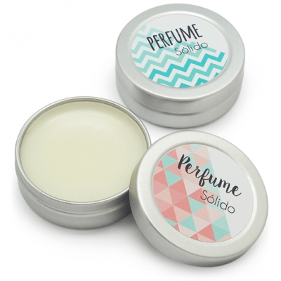 Kit perfume solido