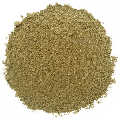 Alga fucus polvo