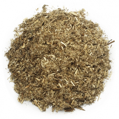 Artemisia, planta cortada