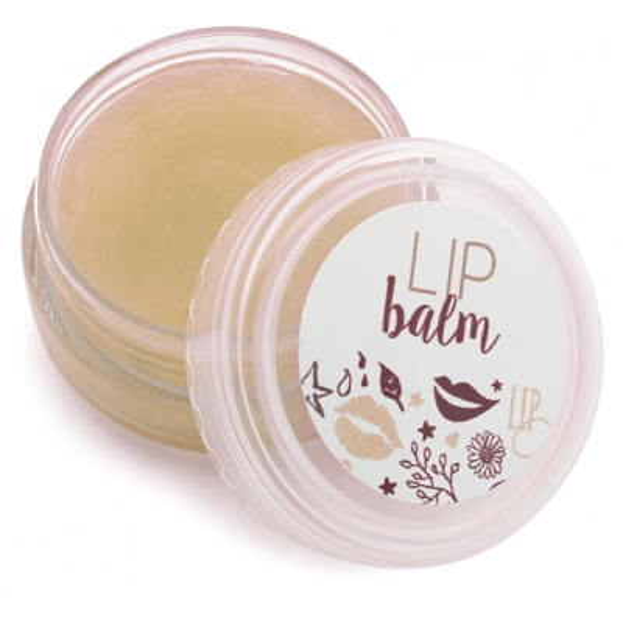 Etiquetas Autocolantes Lip Balm