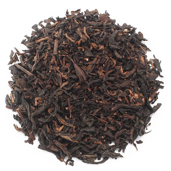 Chá Vermelho pu-ehr, Camellia Sinensis.