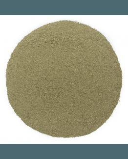 Pó de alga laminária cosmético