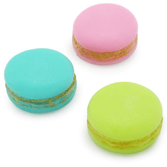 Molde 9 mini macarons
