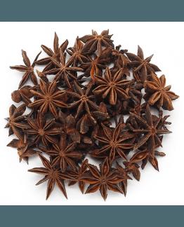 Estrela-de-anis para cosmética