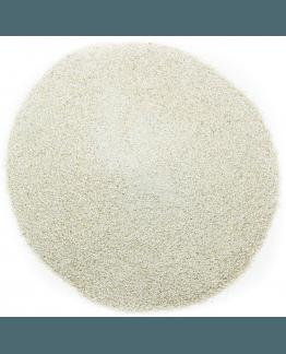Arenilla para manualidades blanca