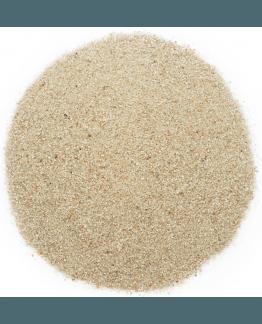 Areia de silica a granel