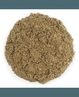 Frambuesa en polvo