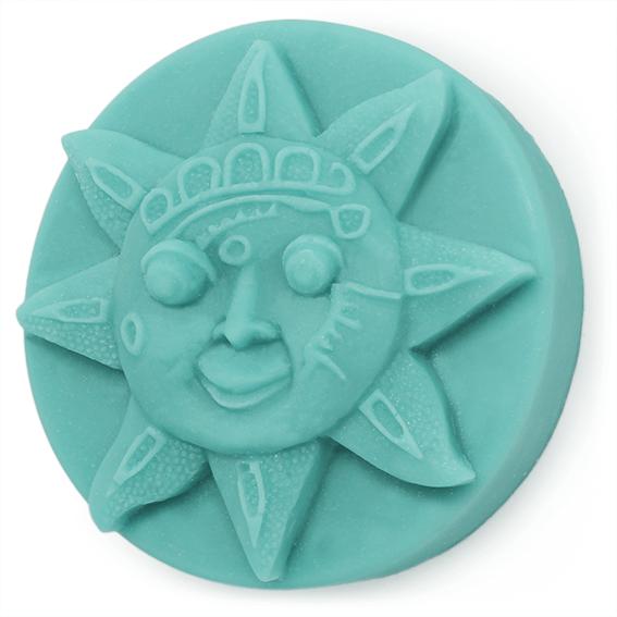 Forma de Sol Azteca