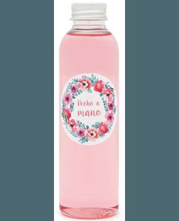 Botella pet alta 150 ml tapon de aluminio