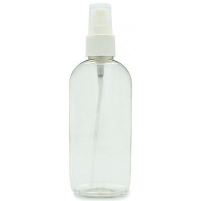 Botella ovalada 75 ml pulverizador