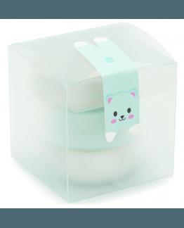 Caixa de PVC Translucida