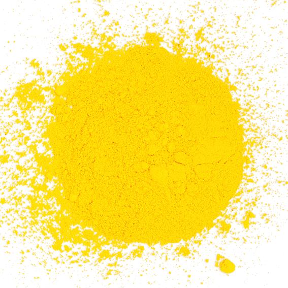 Pigmentos en polvo para jabon tonos amarillos