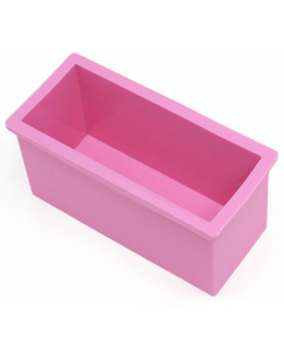 Molde jabon rectangular