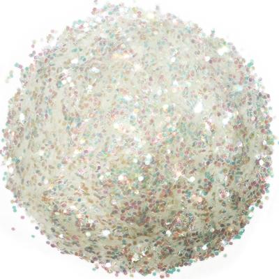 Brilhantina Cristal Multicor de 1 mm