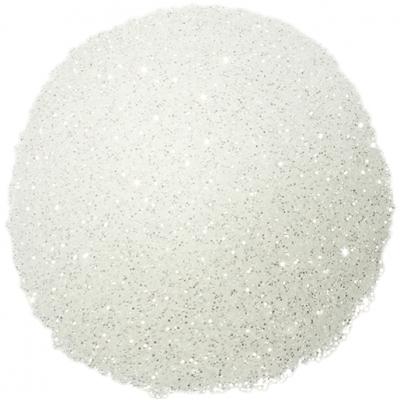 Purpurina cristal blanca