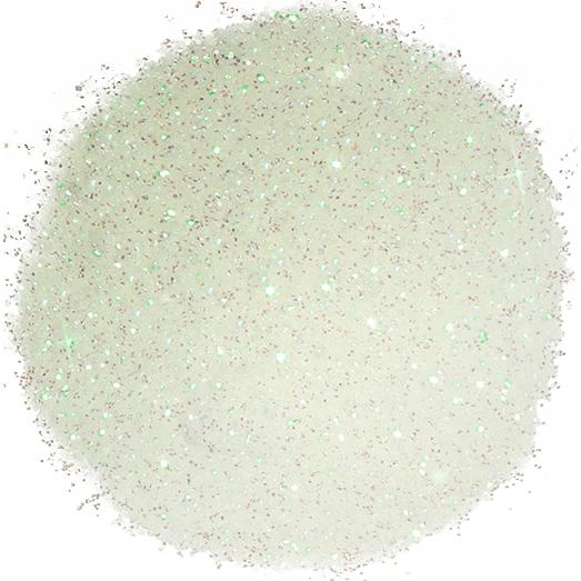 Purpurina cristal verde