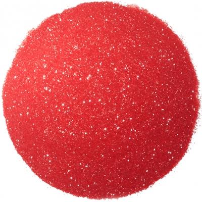 Purpurina vermelha rainbow