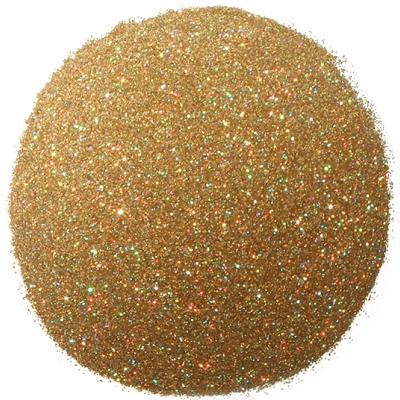 Purpurina holographic cor ouro