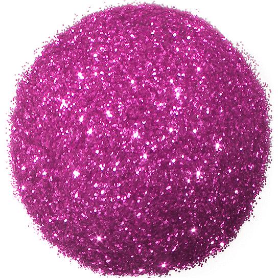 Purpurina rosa fucsia