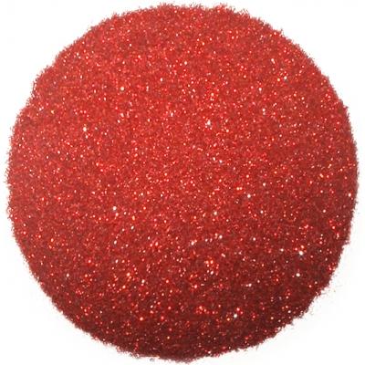 Purpurina Holográfica Vermelha.