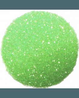 Purpurina  verde maçã