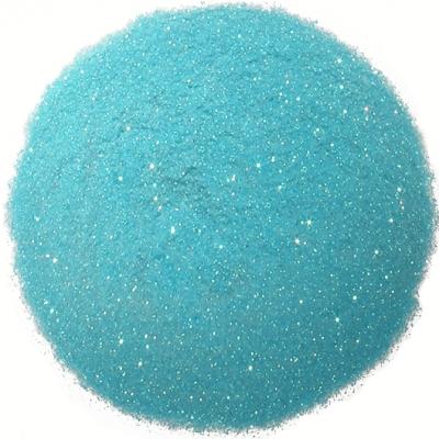 Purpurina azul turquesa rainbow