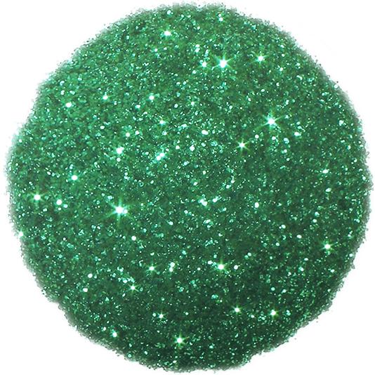 Purpurina verde Natal