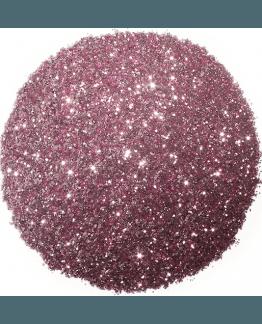 Purpurina brilhante cor-de-rosa