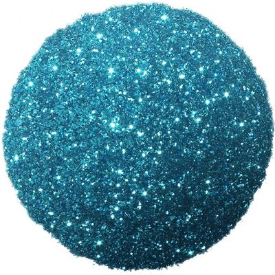 Purpurina azul turquesa