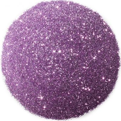 Purpurina brilhante lilas
