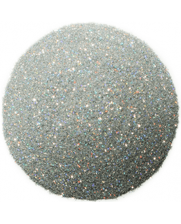 Purpurina holographic prata