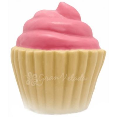 Molde manualidades Cupcake