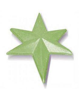 Molde estrela dos Reis Magos