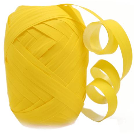 Cinta de papel amarilla