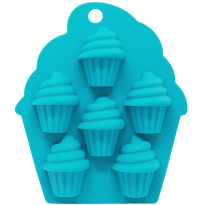 Molde para hacer cupcakes mini