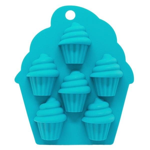 Molde silicona hielo cupcakes venta online gran velada - Moldes cupcakes silicona ...
