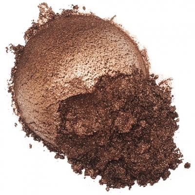 Mica marrom chocolate