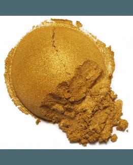 Mica perlada ouro Azteca