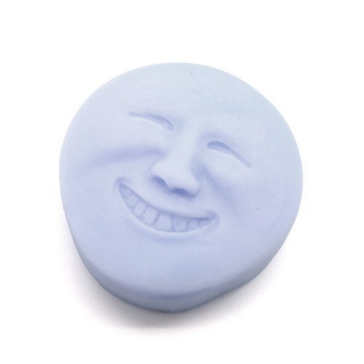 Molde pastilla de jabon luna