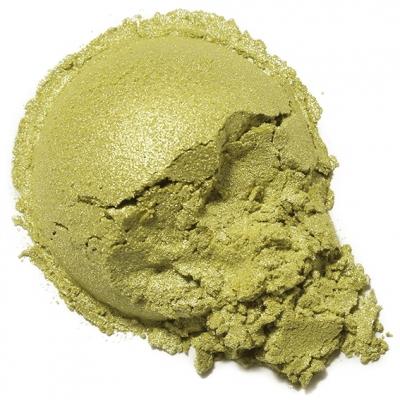 Mica verde oliva
