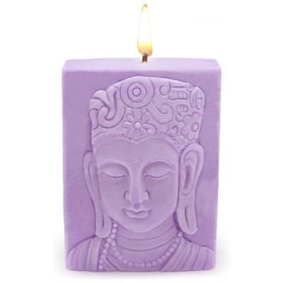 Molde para velas 2D Buda nº3