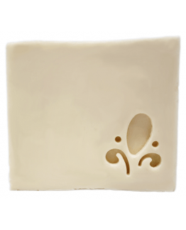 Mini sello para jabones flor de lis