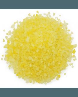 Tinta Amarelo Limão de Sais e Bombas de Banho.