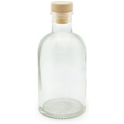Botella mikado cilindrica 100 tapon a presion