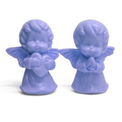 Molde para hacer jabones angelitos pequeños