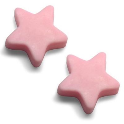 Molde para hacer jabon 2 estrellas